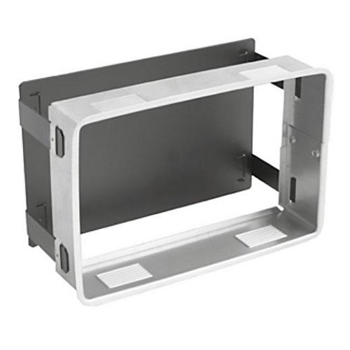Задний экран для решеток с сеткой