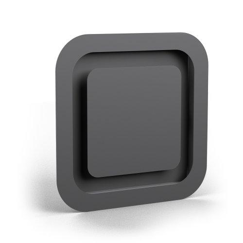 R1 - квадратная решетка-рамка, закругленные углы
