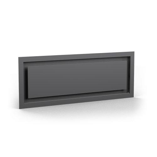 X3 - вентиляционная решетка-рамка из стали