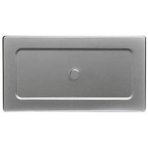 арт. 9545 Стальная дверца к зольнику
