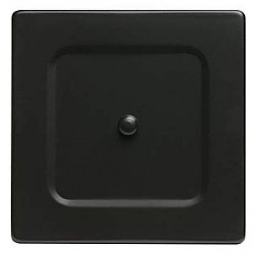 арт. 9534 Стальная дверь черного цвета