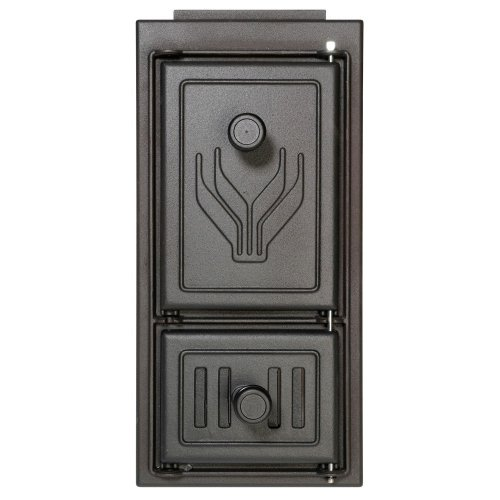 арт. 0314 Чугунная дверца варочной печи