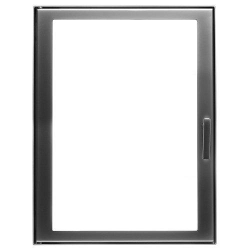арт. 91585 Вертикальная дверь из стали