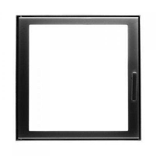 арт. 91524FH Прямая дверца со стеклом