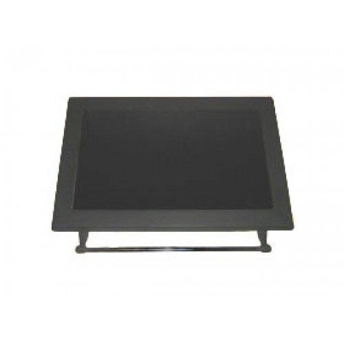 Стеклокерамическая плита для каминной печи арт.311