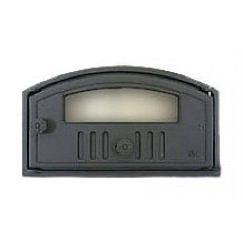Стеклянная дверца для хлебных печей арт.426
