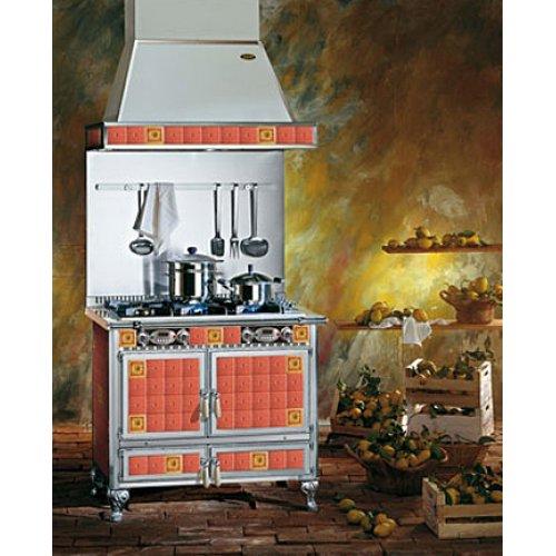 Borgo Antico 100GE дровяная кухня