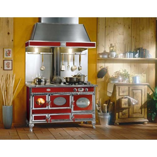 Country 140LGE/LTGE электро-дровяной кухонный блок