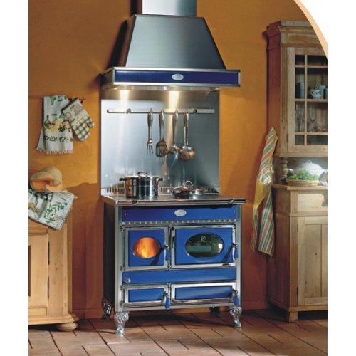 Country 90L/90LT компактная кухня на дровах
