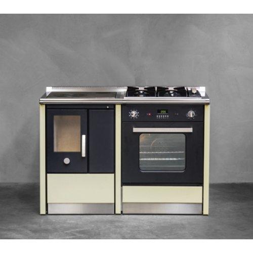 Neos 125LGE Дровяная плита для кухни