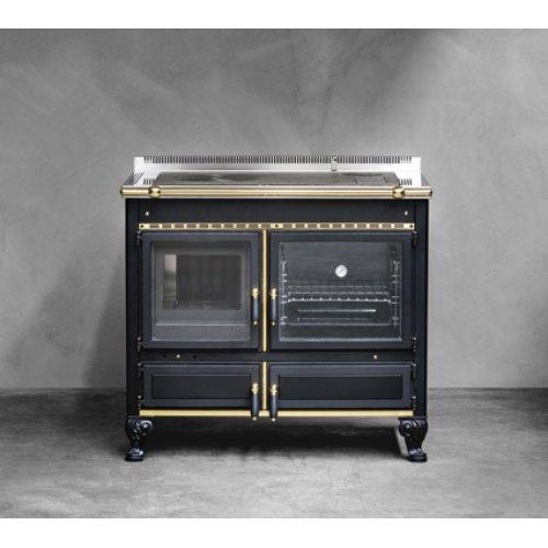 Rustica 100 LGE Варочная плита с духовкой
