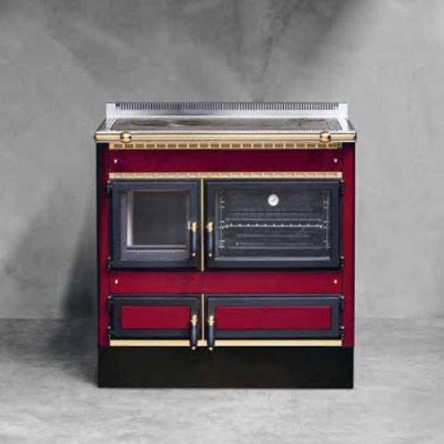 Rustica 90 LGE Дровяная печь-плита для кухни