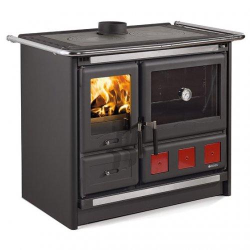 Rosa XXL - отопительная печь со стальной облицовкой