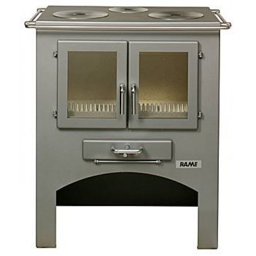 RaMe 4122 трехконфорочная печь-плита для загородного дома