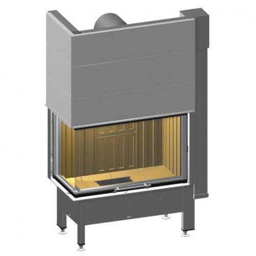 Linear 4S Varia 2L80H - Модель с правосторонним открыванием двери