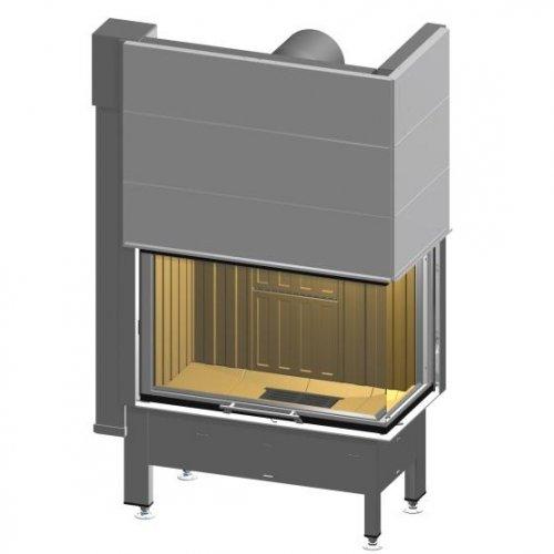 Linear 4S Varia 2R80H - Пристенно-угловая модель камеры из стали