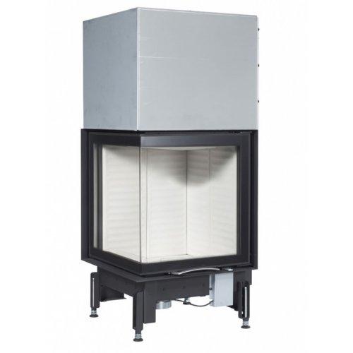 Austroflamm 55x55x57 S Механизм подъема двери, угловое стекло