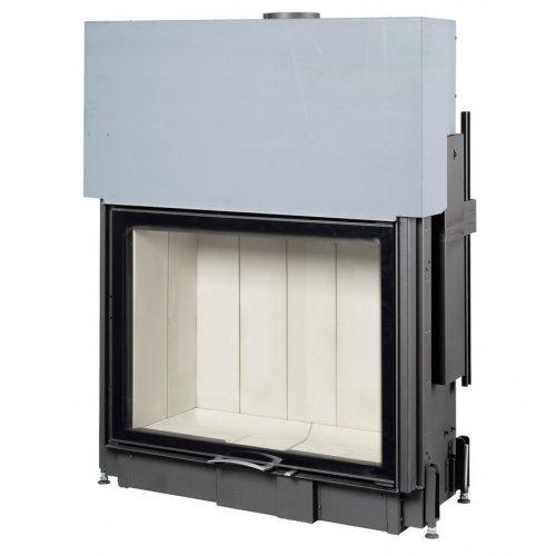 Austroflamm 97х74 S Прямой фасад, подъемная дверца
