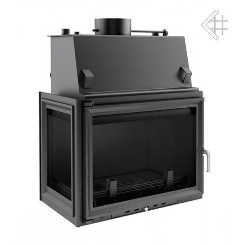 Zuzia/PW/BL/19/W - металлическая камера с левым стеклом, водяной контур