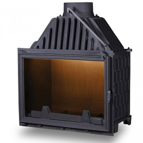 PanTherm 71 Дровяная топочная камера с прямым смотровым окном