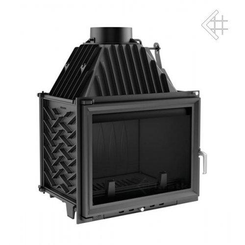 Zuzia 700 - мощная каминная камера с герметичной прямой дверцей