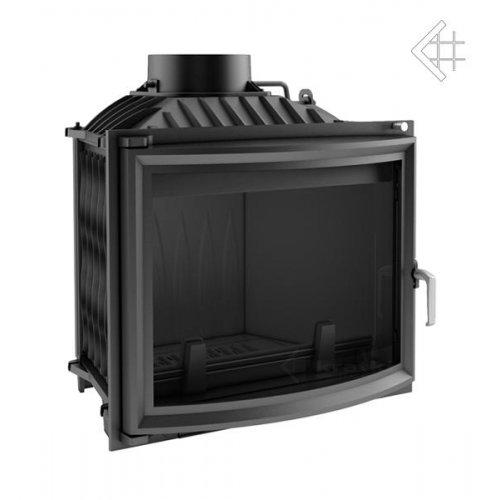 Eryk/R - чугунная камера с выпуклым фасадным стеклом