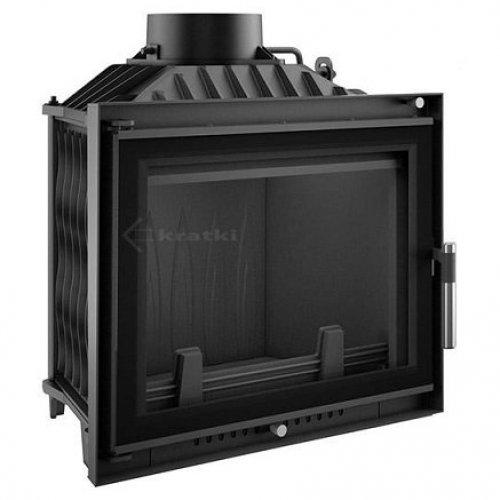 Antek/DECO Чугунная камера с декоративной рамкой с глянцем