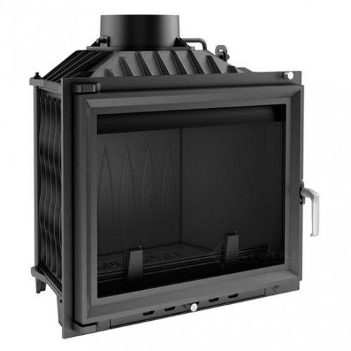 Antek/150 Современная камера с прямым фасадом из стекла