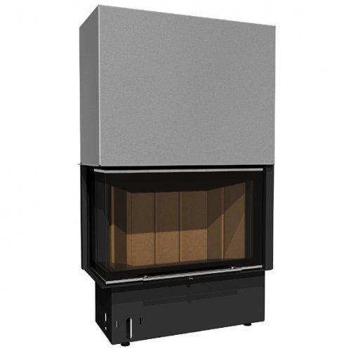 Corner 55 VD R90-S/500 L/P Топка с угловой стеклянной дверцей