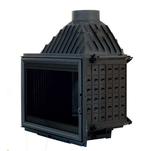 C6 - Мощная топочная камера с высоким дымосборником