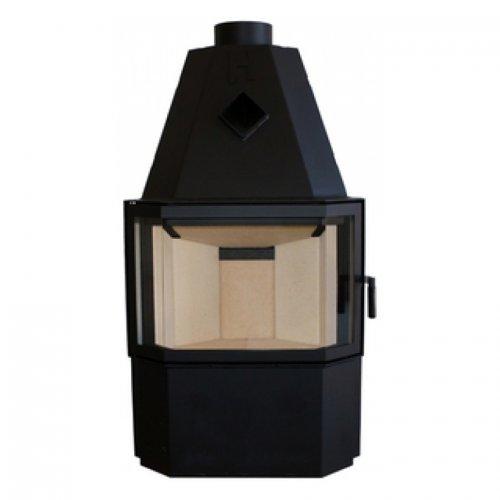 Prisma K - Эркерная камера с герметичной дверкой из прозрачного стекла