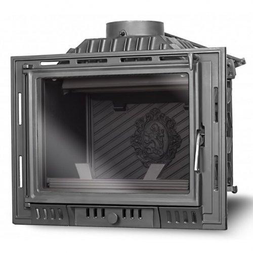 Kaw-Met W6 - дровяная камера с корпусом из чугуна