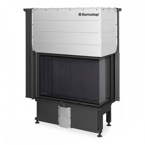 Romotop IMPRESSION R/L 2G L 83.60.34.21 черный шамот