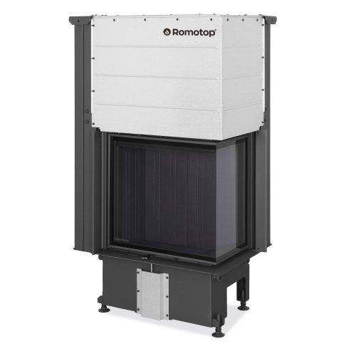 Romotop IMPRESSION R/L 2G L 58.60.34.21 черный шамот