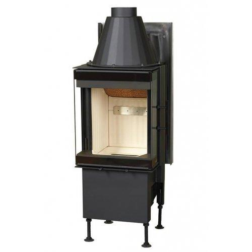 Radiante 450/30 K ECOplus - Модель с вертикальным жаропрочным стеклом