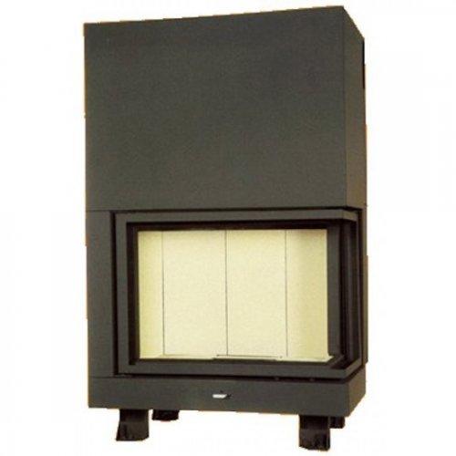 OPEN 800 I/D - Пристенно-угловая модель с поднимающейся дверцей