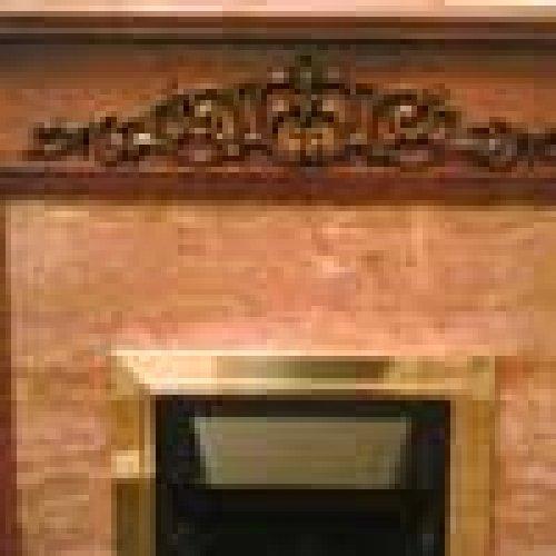 Декоративная составляющая в оформлении каминов